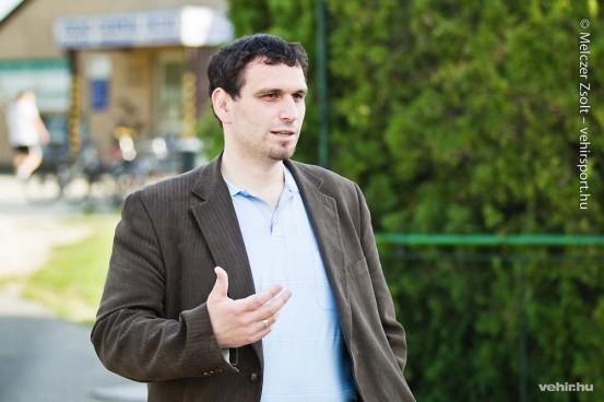 Németh Attila bízik a VEDAC sikeres szereplésében